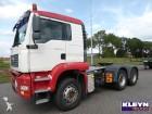 MAN 26.410 6X4 HUBREDUCTION tractor unit