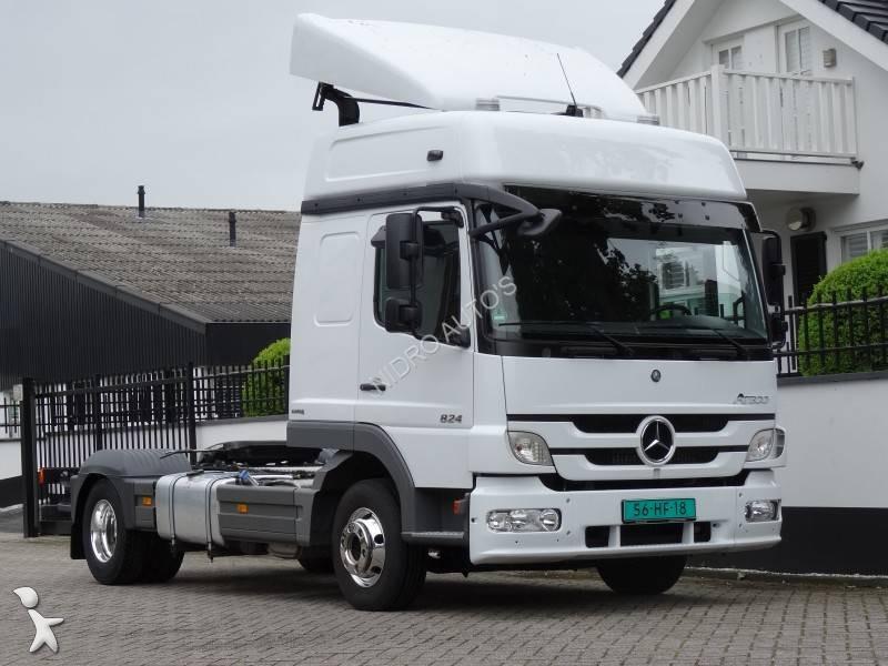 tracteur mercedes standard atego 824 4x2 gazoil euro 5. Black Bedroom Furniture Sets. Home Design Ideas