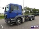 MAN TGS 33.440 L 6X4 MANUAL tractor unit