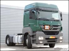 Mercedes Axor 1843LS - ADR tractor unit