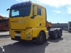 MAN TGX 33.540 tractor unit