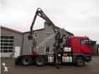MAN TGX 26.480 LS 6x4 Langholz - inkl. Hafenlieferung tractor unit