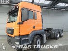 MAN TGS 33.480 LX Manual Steelsuspension Big-Axle Hy tractor unit