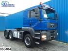 MAN TGA 33 480 6x4, 13 Tons axles, Retarder, Airco, tractor unit
