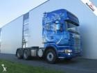 cap tractor Scania R620 V8 6X4 MANUAL TOPLINE RETARDER EURO 4
