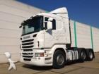 cap tractor Scania R420 6x2/4 met PTO
