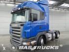 cap tractor Scania R420 Euro 3