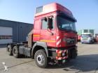 MAN 33-460 6x4 totaal 160 ton tractor unit