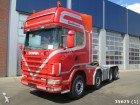 tracteur Scania R 144.530 8x4 with WSK 150 TON