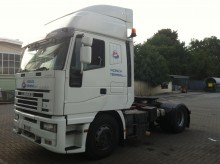 used Iveco exceptional transport tractor unit
