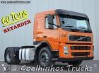 cap tractor Volvo FM13 400