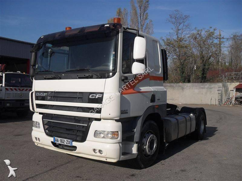 Tracteur daf standard cf85 410 4x2 euro 5 occasion n 1480165 for Garage martel grigny