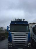cap tractor Scania R 580