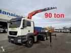 MAN TGS 33.440 tractor unit
