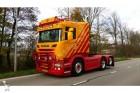 cap tractor Scania R500 6x2 met PTO