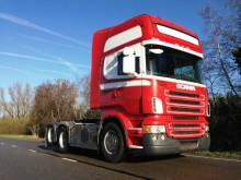 cap tractor Scania R620 6x2 Topline