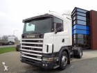 cap tractor Scania 124L400 Manual / Retarder / Euro 2