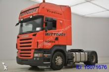 Scania R 480 + etade Sattelzugmaschine