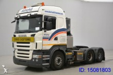 Scania R480 HIGHLINE - 6x4 tractor unit