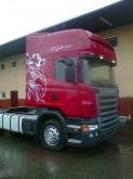 ciągnik siodłowy Scania R 420