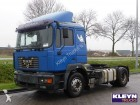 tracteur MAN 19.414 F2000 MANUAL