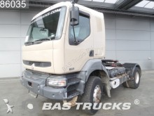 cabeza tractora Renault Kerax 420 4X4 4x4 Manual SteelSuspension Hydraul