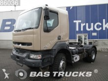 Renault Kerax 420 4X4 4x4 Manual Hydraulik Big-Axle Euro tractor unit