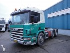 Scania LA P124-420 6X2/4 SLEEPERCAB (MANUAL GEARBOX / A tractor unit