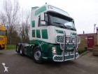 used Volvo low bed tractor unit