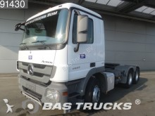 tracteur Mercedes Actros 2641 S 6X4 Big-Axle SteelSuspension Hydra