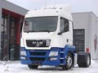 MAN TGS 18400 4X2/Euro 5/Automatik/Kipphydraulik tractor unit