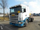 Scania L 124 400 HP Airco Hydrauic Retarder tractor unit
