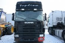 ciągnik siodłowy Scania
