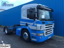 cabeza tractora Scania P 420 Manual, Retarder