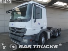 cabeza tractora Mercedes Actros 2641 S 6X4 Big-Axle SteelSuspension Hydra