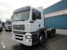 tracteur MAN TGA28.410 6x2 TRACTOR UNIT (ZF-MANUAL GEARBOX /