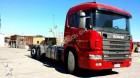 trattore Scania R CV 124 LB 6X2