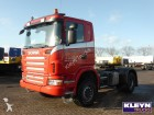 cap tractor Scania G 420 4X4 MANUAL