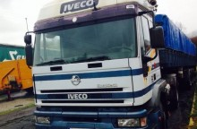 trattore Iveco Eurotech 440E42