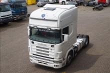Scania 124-420 Topline 4X2 tractor unit