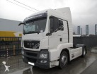 MAN TGS 18.440 LX + INTARDER + manueel tractor unit