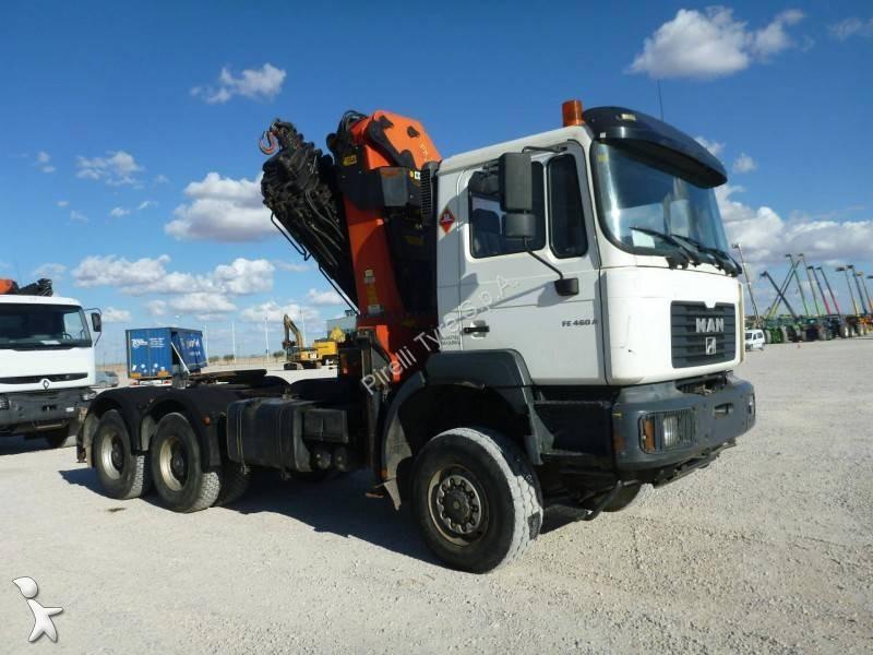 Télécommander le démarrage d'un camion . 1574035-foto-trattore