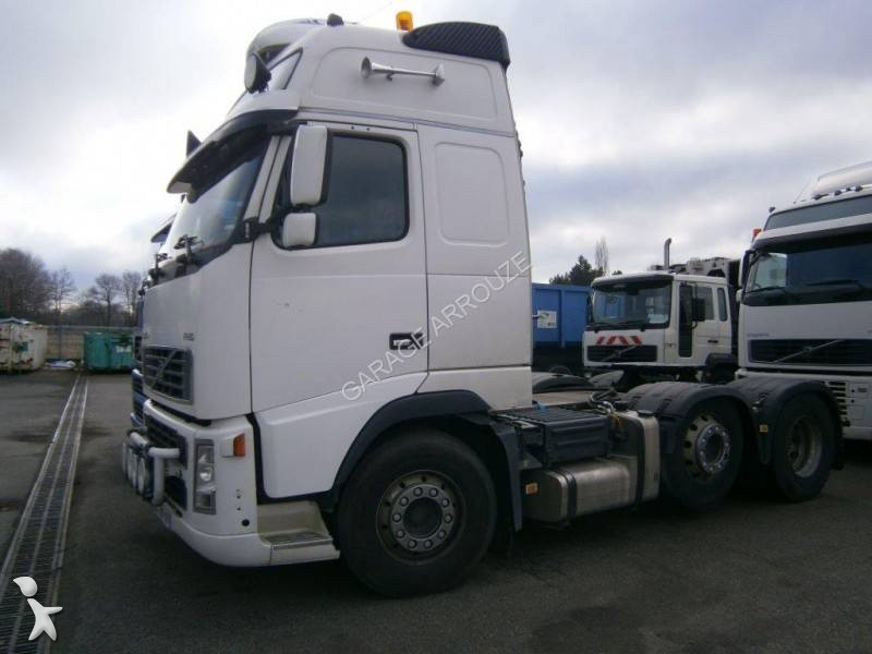 used volvo fh16 standard tractor unit 610 euro 3 n 1576238. Black Bedroom Furniture Sets. Home Design Ideas