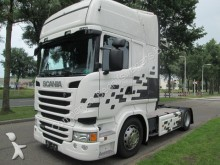 Scania R410 tractor unit