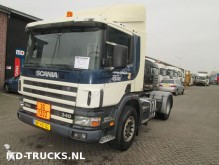 Scania P 114 G 340 manual tractor unit