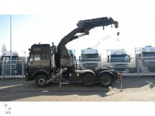 cabeza tractora Mercedes 3353 6X4 WITH EFFER 52 N6 S CRANE