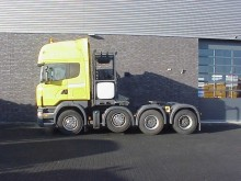Scania R 500 8X4 TACTO tractor unit