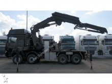 MAN F2000 FE41.460 8x8 WITH EFFER 860 6S CRANE tractor unit