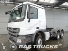 cabeza tractora Mercedes Actros 3346 S 6X4 Big-Axle SteelSuspension Hydra