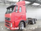 cabeza tractora Volvo FH16 550 6X4 Manual Retarder Big-Axle Euro 3